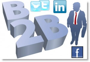 Social Media in B2B Marketing & Sales