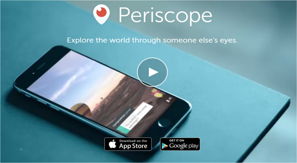 SalesFish brand digital marketing What is Periscope and is it worth using